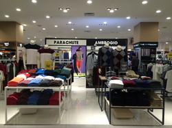 Ambrogio & Parachute Counter