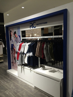 P&C Outfitters Counter