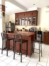 Kitchen set dan mini bar