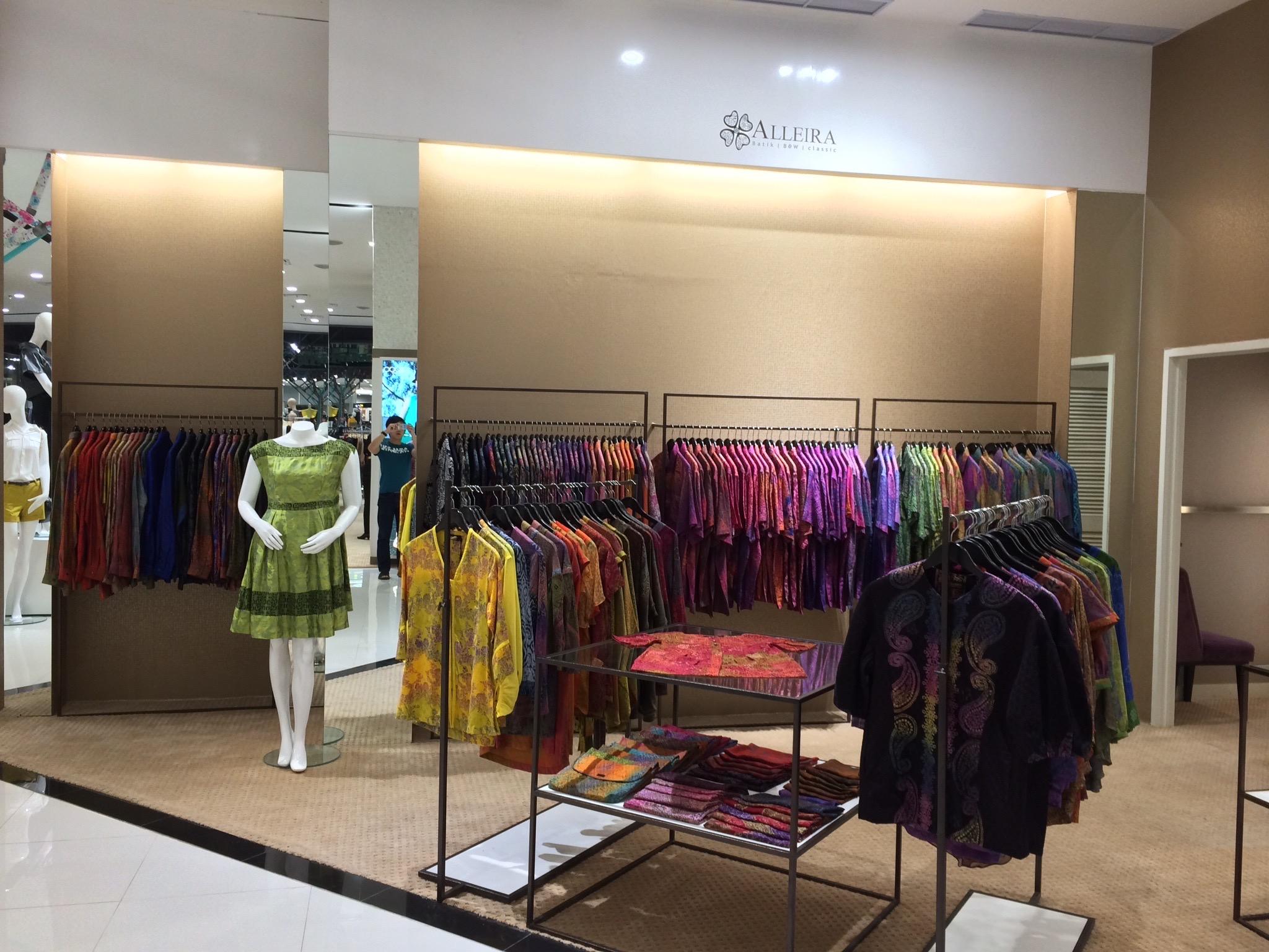 Women Batik Area