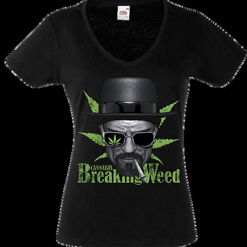 breaking weed femme