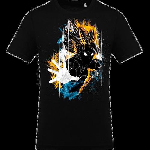dragon ball z vegeta homme