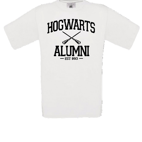 tee shirt enfant harry potter hogwarts