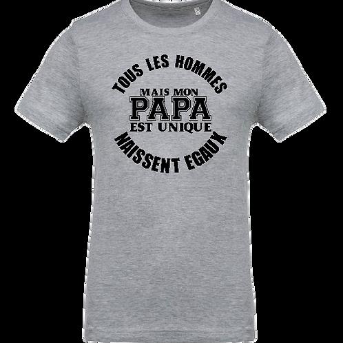 tee shirt papa unique