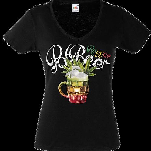 reggae bière femme