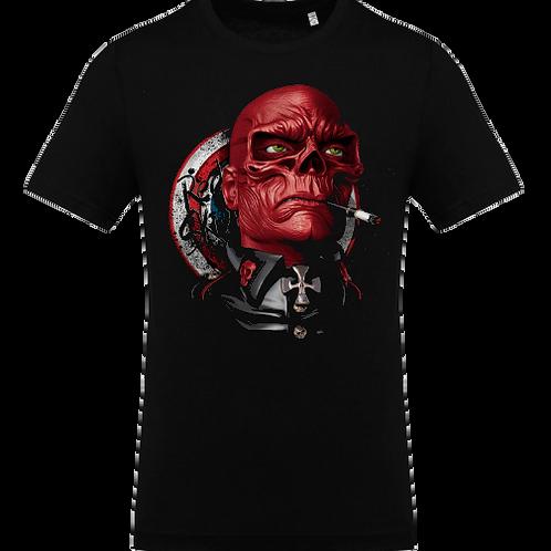 red skull homme