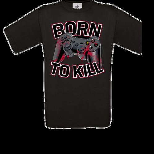 tee shirt enfant born to kill