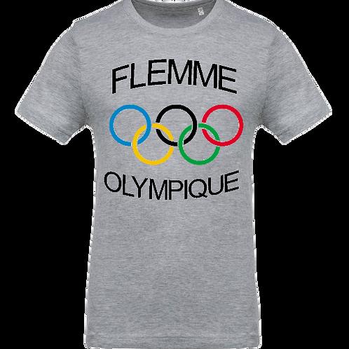 tee shirt flemme olympique