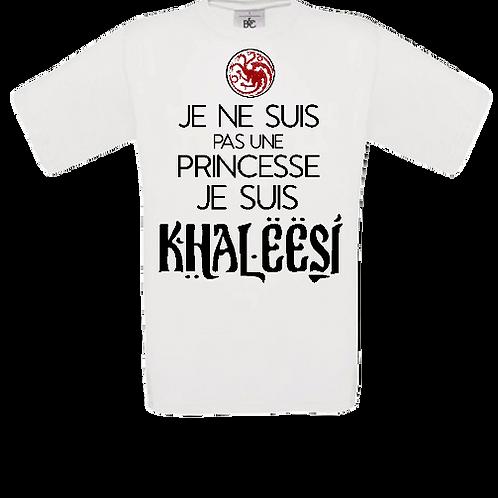 tee shirt enfant princesse dragon