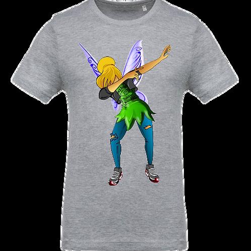 tee shirt dab fee clochette