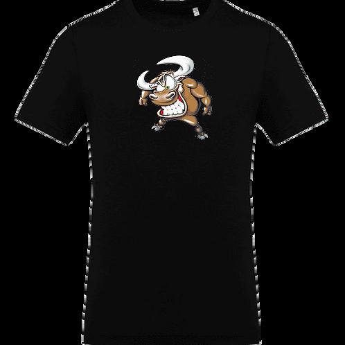 tee shirt taureau énervé