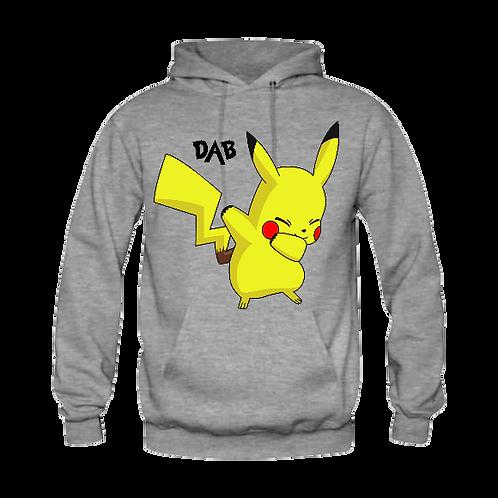 Sweat Gris Dab Pikachu