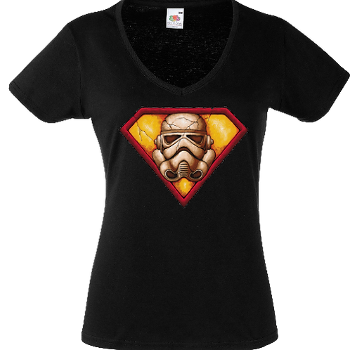tee shirt super troopers femme