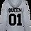 Thumbnail: Sweat Queen recto/verso