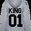 Thumbnail: Sweat King recto/verso