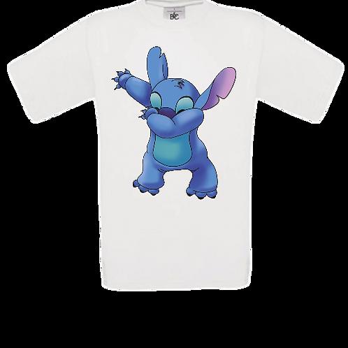 tee shirt enfant dab stitch