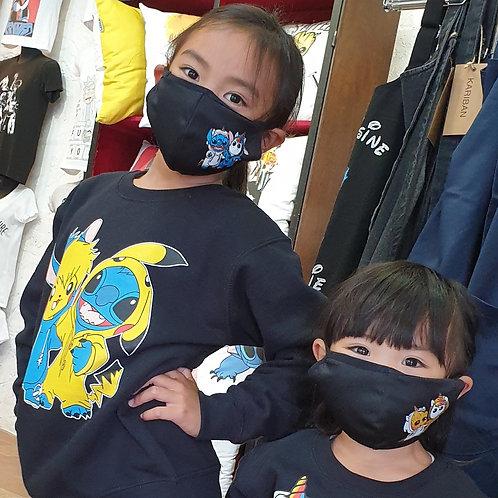 Masque personnalisé enfant