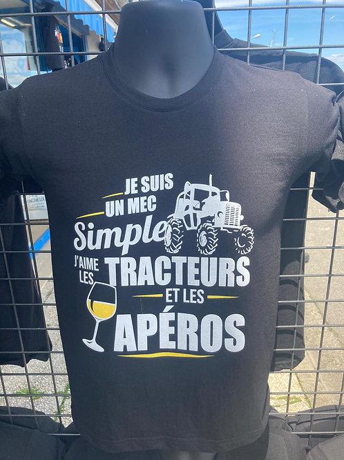 transfert tracteur apéros