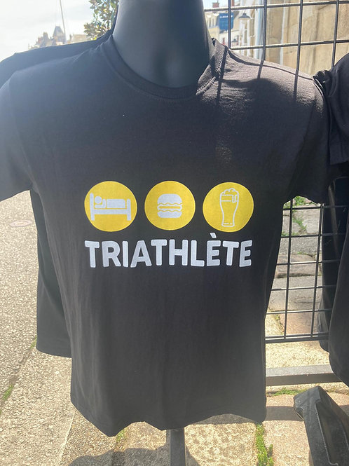 transfert triathlète