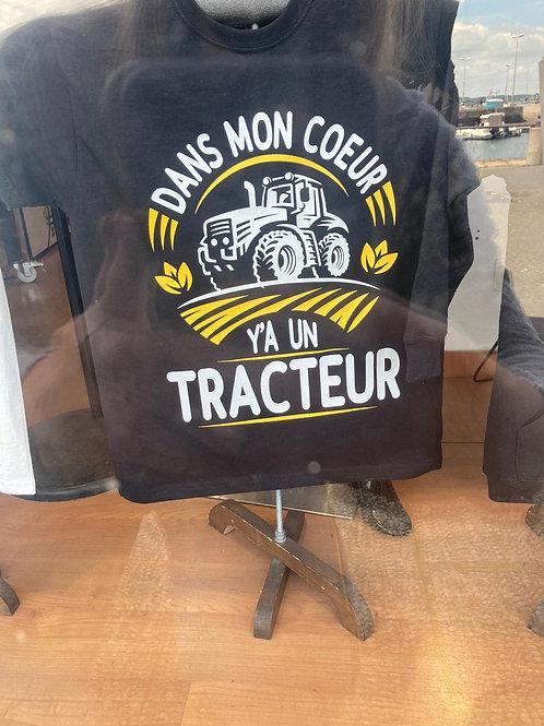 transfert coeur tracteur