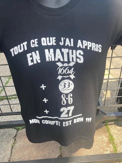 transfert math