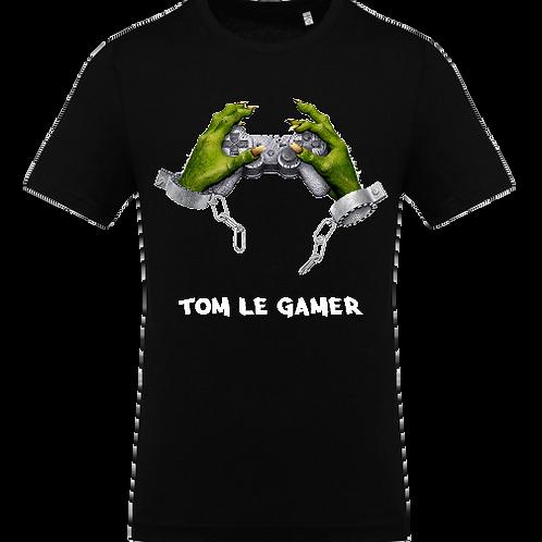 gamer homme