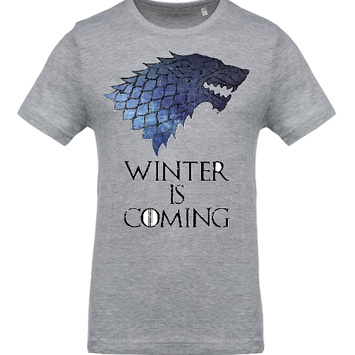 tee shirt winter is coming