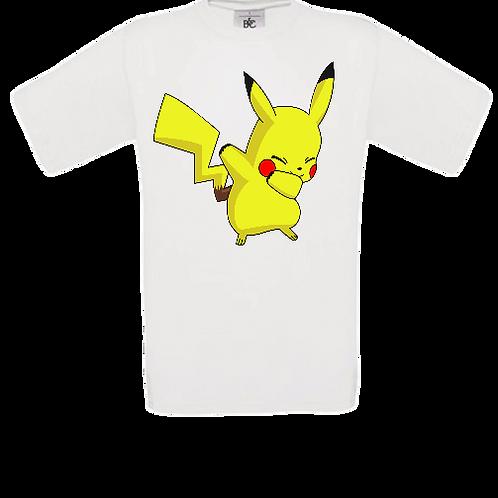 tee shirt enfant dab pikachu