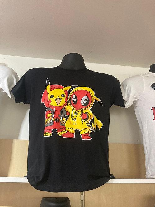 transfert pikachu deadpool