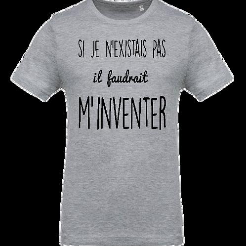 tee shirt inventer moi