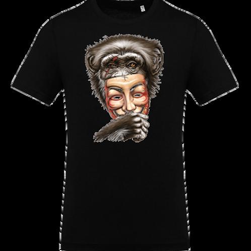 la planète des singes anonymous homme