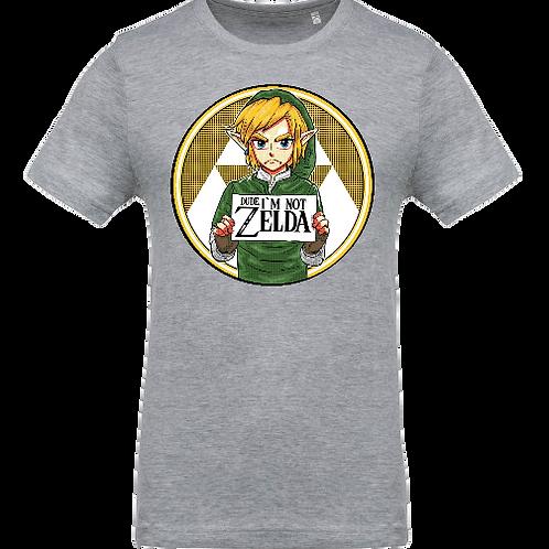 tee shirt c'est pas moi Zelda