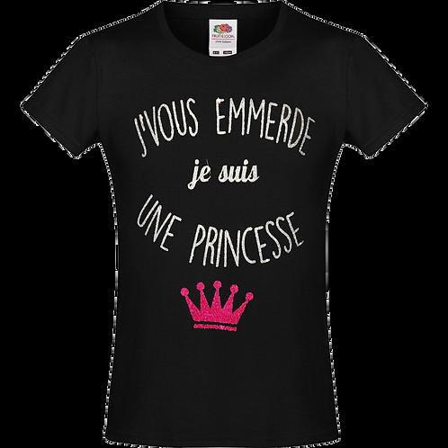 j'vous emmerde je suis une princesse