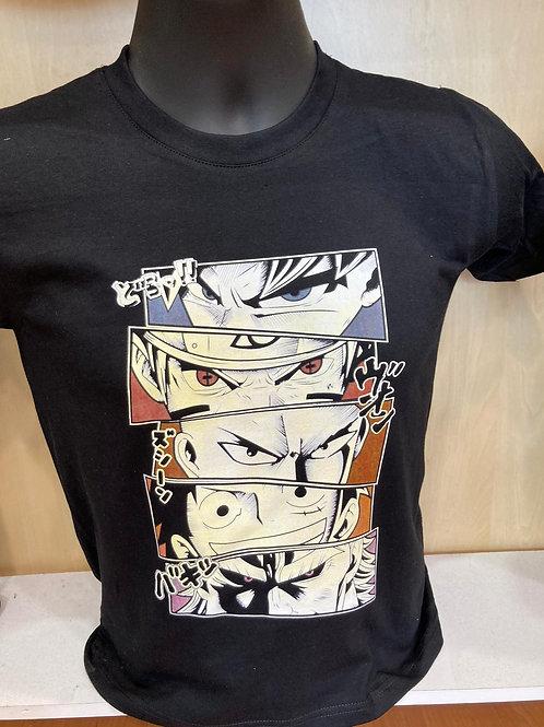 transfert yeux manga