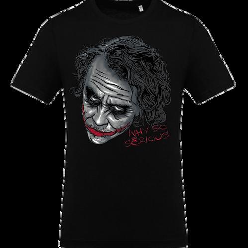 joker why so serious homme