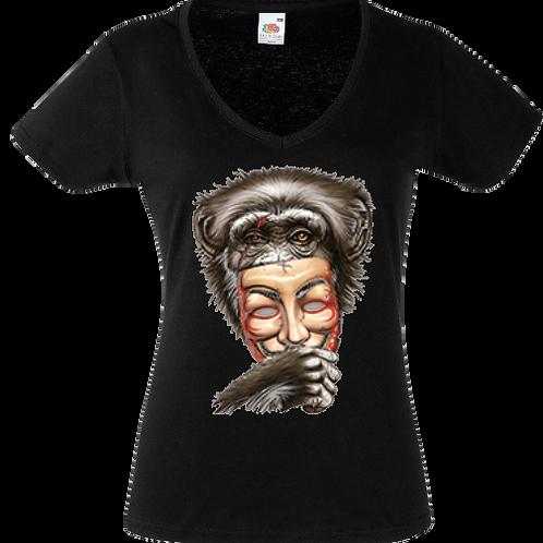 la planère des singes anonymus femme