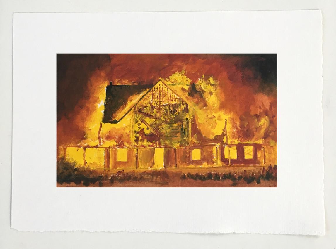 House On Fire VIII