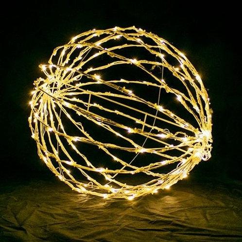 """Light Sphere KD LED 12"""""""