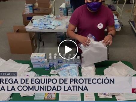 Esta organización ofrece equipo de protección sin costo en el condado de Placer