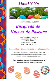 Busqueda de Huevos de Pascuas