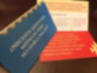 Latino Leadership Council Medical Interpreter Card