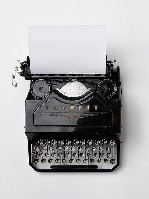 Resume Writing Service - Basic