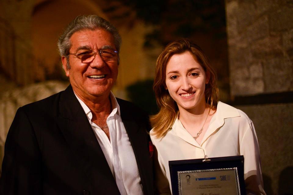 Con il Maestro Franco Micalizzi
