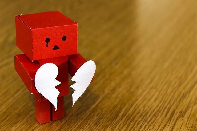 Recomponer tu corazón roto