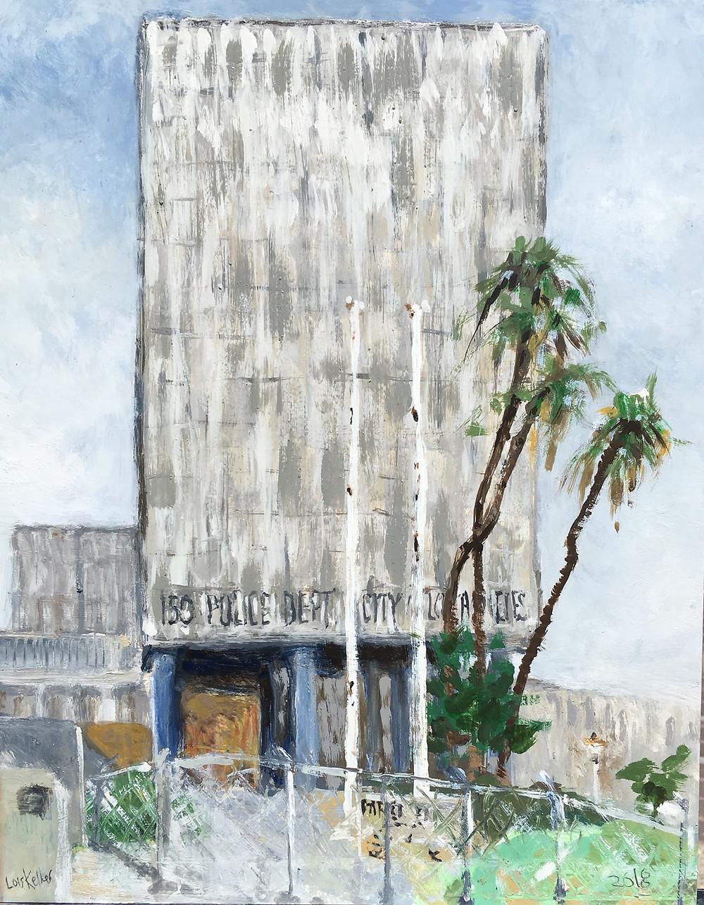 "Oil on Canvas, 14"" x 11"" $150"