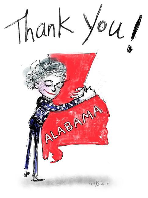 Thank You Alabama