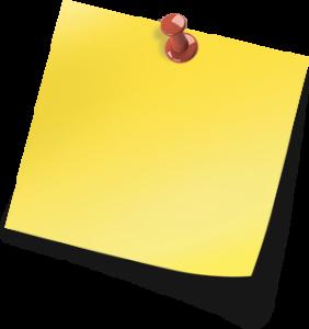 Sticky Notes - לפעמים, זה כל מה שנחוץ