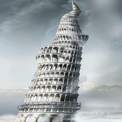 הצילו! מגדל בבל בארגון