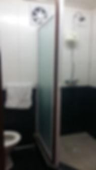Pereybere self-catering Bathroom