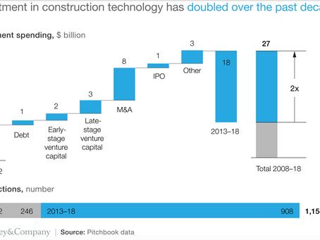 L'avenir numérique du BTP selon McKinsey